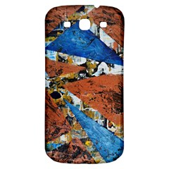 Triangles Samsung Galaxy S3 S Iii Classic Hardshell Back Case by timelessartoncanvas