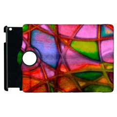 Imposant Abstract Red Apple Ipad 3/4 Flip 360 Case by ImpressiveMoments