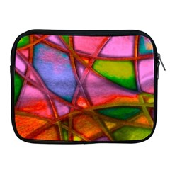 Imposant Abstract Red Apple Ipad 2/3/4 Zipper Cases by ImpressiveMoments
