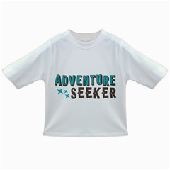 Adventure Seeker Infant/toddler T-shirts by CraftyLittleNodes