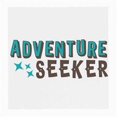 Adventure Seeker Medium Glasses Cloth by CraftyLittleNodes