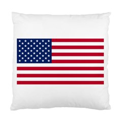 Usa1 Standard Cushion Cases (two Sides)  by ILoveAmerica