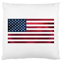 Usa2 Large Cushion Cases (two Sides)  by ILoveAmerica
