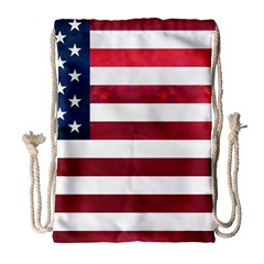 Usa2 Drawstring Bag (large)