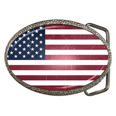 Usa3 Belt Buckles by ILoveAmerica