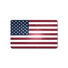 Usa3 Magnet (name Card) by ILoveAmerica