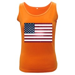 Usa3 Women s Dark Tank Tops by ILoveAmerica
