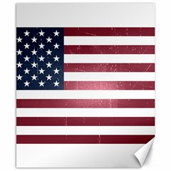 Usa3 Canvas 8  X 10  by ILoveAmerica