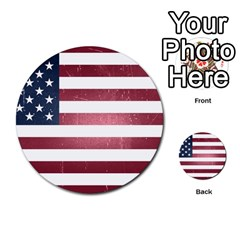 Usa3 Multi Purpose Cards (round)  by ILoveAmerica
