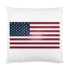 Usa3 Standard Cushion Case (one Side)  by ILoveAmerica