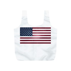 Usa3 Full Print Recycle Bags (s)  by ILoveAmerica