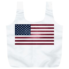 Usa3 Full Print Recycle Bags (l)  by ILoveAmerica