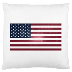 Usa3 Standard Flano Cushion Cases (two Sides)  by ILoveAmerica