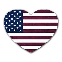 Usa4 Heart Mousepads