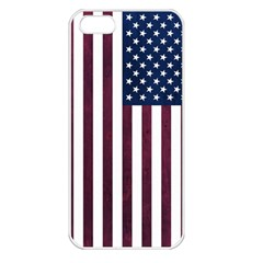 Usa4a Apple Iphone 5 Seamless Case (white)