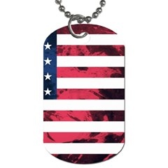 Usa5 Dog Tag (two Sides)