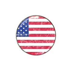 Usa8 Hat Clip Ball Marker (4 Pack) by ILoveAmerica