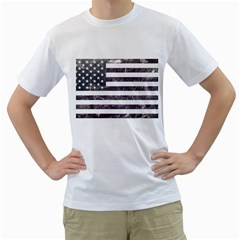 Usa9 Men s T-shirt (white) (two Sided) by ILoveAmerica