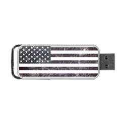 Usa9 Portable Usb Flash (one Side) by ILoveAmerica