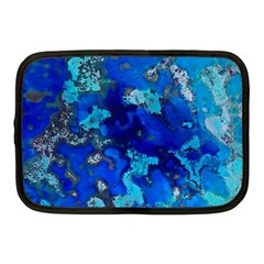 Cocos Blue Lagoon Netbook Case (medium)  by CocosBlue