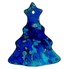 Cocos Blue Lagoon Christmas Tree Ornament (2 Sides) by CocosBlue