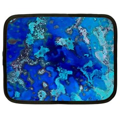 Cocos Blue Lagoon Netbook Case (xl)  by CocosBlue
