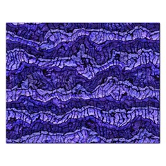 Alien Skin Blue Rectangular Jigsaw Puzzl by ImpressiveMoments