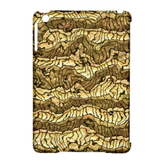 Alien Skin Hot Golden Apple Ipad Mini Hardshell Case (compatible With Smart Cover) by ImpressiveMoments