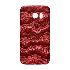 Alien Skin Red Galaxy S6 Edge by ImpressiveMoments