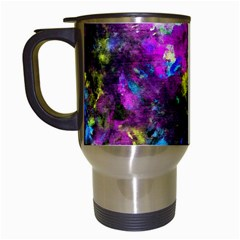 Colour Splash G264 Travel Mugs (white) by MedusArt