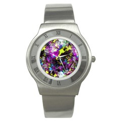 Colour Splash G264 Stainless Steel Watches by MedusArt