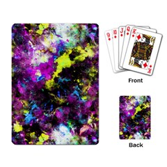Colour Splash G264 Playing Card by MedusArt