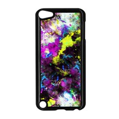 Colour Splash G264 Apple Ipod Touch 5 Case (black) by MedusArt