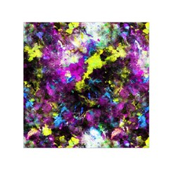 Colour Splash G264 Small Satin Scarf (square)  by MedusArt
