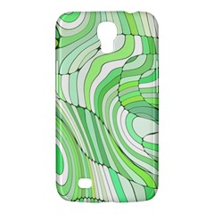 Retro Abstract Green Samsung Galaxy Mega 6 3  I9200 Hardshell Case by ImpressiveMoments