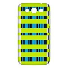 Rectangles And Vertical Stripes Pattern Samsung Galaxy Mega 5 8 I9152 Hardshell Case