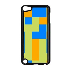 Tetris Shapes Apple Ipod Touch 5 Case (black) by LalyLauraFLM