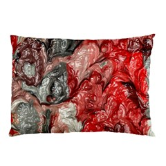 Strange Abstract 3 Pillow Cases by MoreColorsinLife