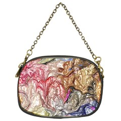 Strange Abstract 6 Chain Purses (one Side)  by MoreColorsinLife