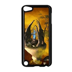 The Forgotten World In The Sky Apple Ipod Touch 5 Case (black)