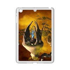 The Forgotten World In The Sky Ipad Mini 2 Enamel Coated Cases by FantasyWorld7