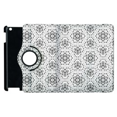 Bridal Lace 2 Apple Ipad 2 Flip 360 Case by MoreColorsinLife
