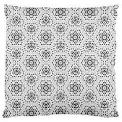Bridal Lace 2 Standard Flano Cushion Cases (one Side)