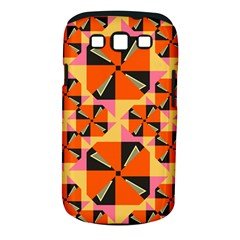 Windmill In Rhombus Shapes Samsung Galaxy S Iii Classic Hardshell Case (pc+silicone) by LalyLauraFLM