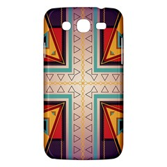 Cross And Other Shapes Samsung Galaxy Mega 5 8 I9152 Hardshell Case  by LalyLauraFLM