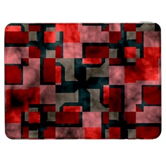 Textured Shapes Samsung Galaxy Tab 7  P1000 Flip Case