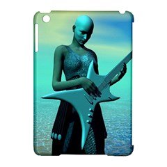 Sad Guitar Apple Ipad Mini Hardshell Case (compatible With Smart Cover) by icarusismartdesigns