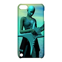 Sad Guitar Apple Ipod Touch 5 Hardshell Case With Stand by icarusismartdesigns