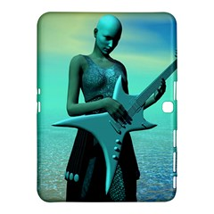 Sad Guitar Samsung Galaxy Tab 4 (10 1 ) Hardshell Case
