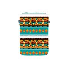 Tribal Design In Retro Colors Apple Ipad Mini Protective Soft Case by LalyLauraFLM